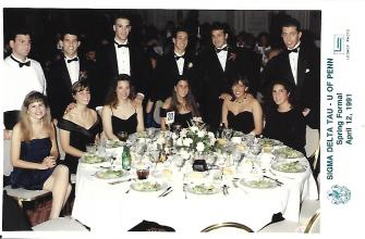 SDT at Penn Spring Formal April 1991