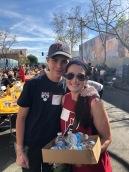 Penn Serves LA Thanksgiving Fred Jordan Missions