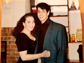 1993 Penn Couples #93tothe25th LovePenn