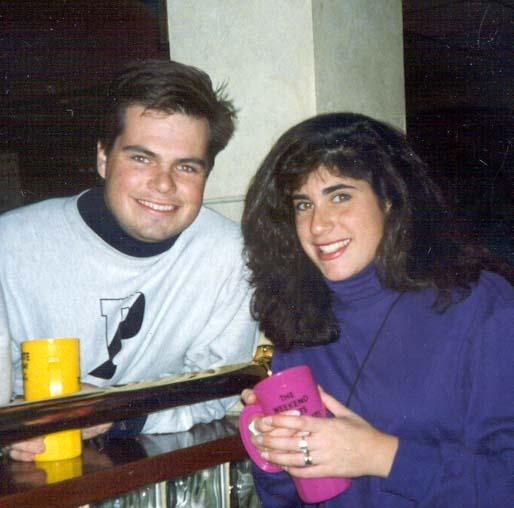Penn 1993 Senior Class Board Feb Club event at Cavanaugh's