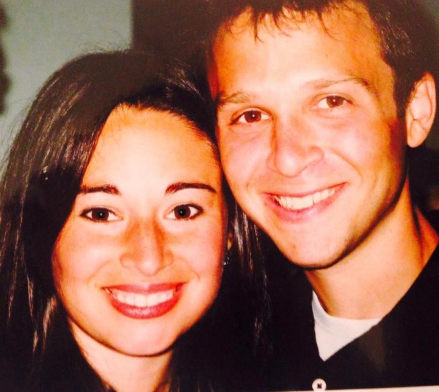 1993 Penn Couples #93tothe25th LovePenn Mark