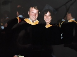1993 Penn Couples #93tothe25th LovePenn Cribbs