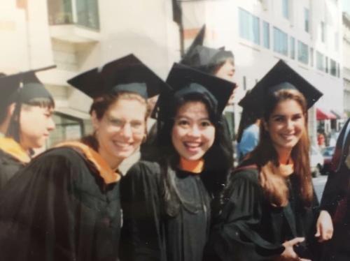 Penn Nursing 1993 graduates