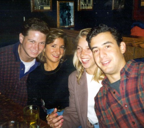1993 Feb Club event at Smoke's Smokey Joe's
