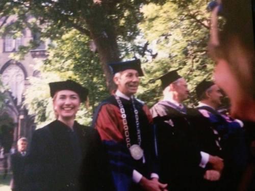 Penn Commencement 1993 Hillary Rodham Clinton