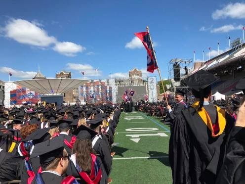 Penn Commencement 2017 25th reunion Class of 1992