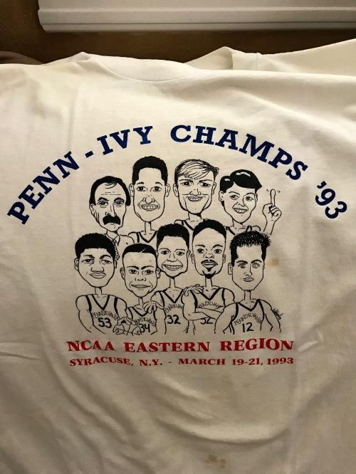 Penn Ivy Champs t-shirt