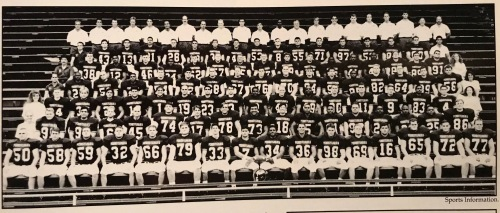 1992 Penn Football team photo