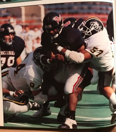 Penn Football 1992 season