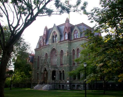 College Hall at Penn