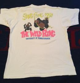 Penn Spring Fling t-shirt 1991