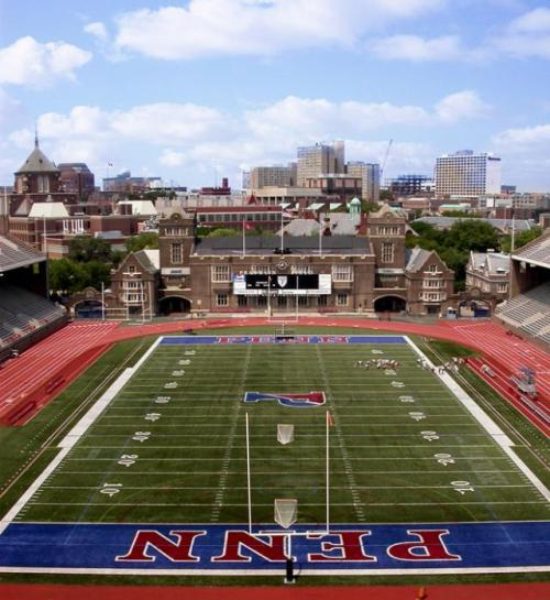 Franklin Field at Penn