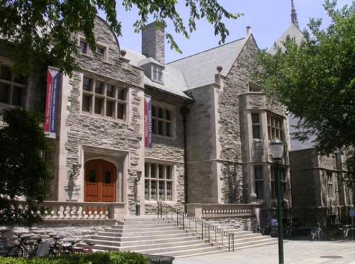 Houston Hall at Penn