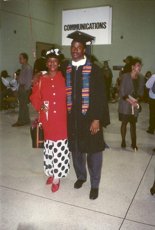 Penn College graduation 1993