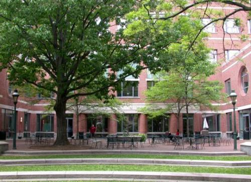 Tanenbaum hall at Penn