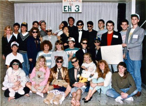 English House 1989-1990