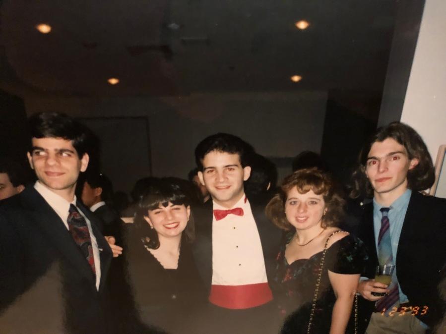 dp banquet 1993