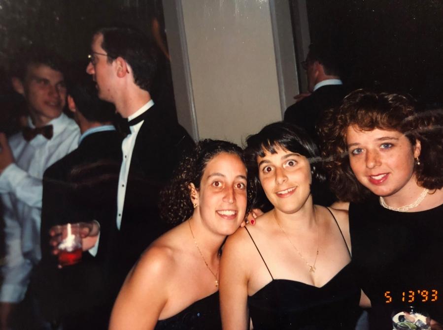 Penn 1993 Senior formal