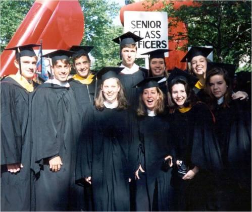 Penn Commencement 1993
