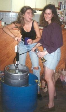 Penn 1993 keg