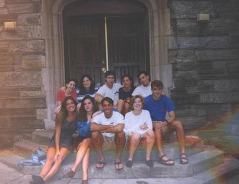 Penn 1993 Senior Class Board