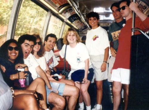 Penn 1993 on SEPTA