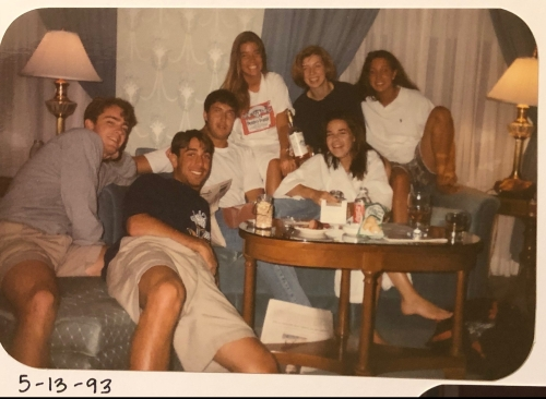 penn 1993 senior week