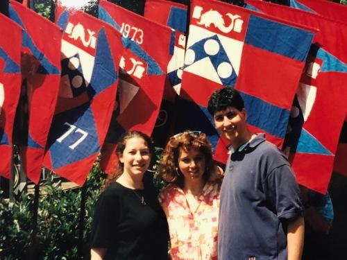 Penn 1993 Alumni day