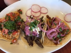 Some of the delicious food served at HomeGirl Cafe